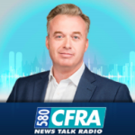 Andrea on Beyond the News with Brian Lilley on CFRA in Ottawa
