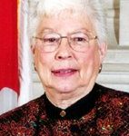 Elsie Wayne passes away